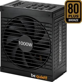 be quiet! Power Zone 1000 Watt 80+ bronze