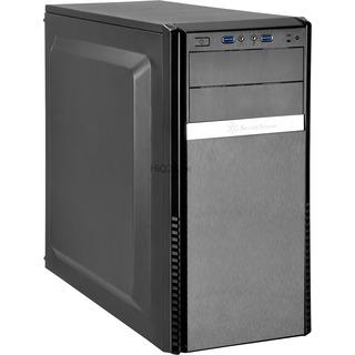 SilverStone Precision SST-PS11B-Q schwarz schallgedämmt