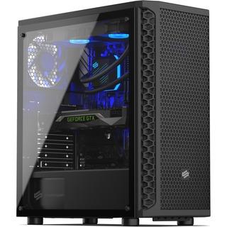 SilentiumPC SPC Signum SG1 TG Pure Black | SPC230 schwarz,
