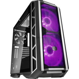CoolerMaster MasterCase H500P Gunmetal Mesh grau 2x