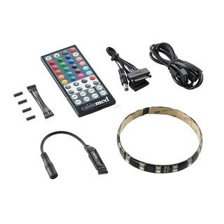 CableMod WideBeam Hybrid LED Kit    30cm   RGB/UV