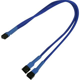 Kabel - Stromkabel  Nanoxia 3-Pin Molex Y-Kabel 30 cm