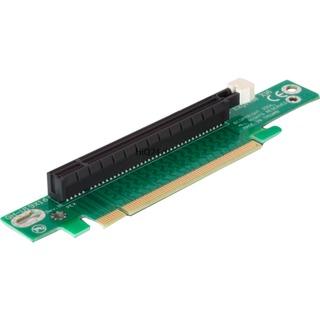 Speichermedien DeLOCK PCIe-Riser-Karte x16 90° gewinkelt