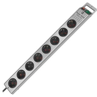 Steckdosenleisten 8 Brennenstuhl Super-Solid Line 8fach