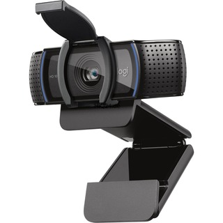 Logitech C920s HD Pro Webcam schwarz, 1080p,
