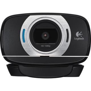 Logitech HD Webcam C615 schwarz Video: 1920 Pixel, Photo: