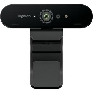 Logitech Brio 4K Stream Edition schwarz, USB, 4K