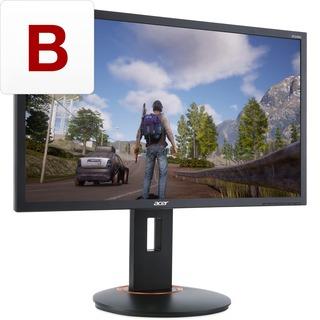 Acer 24 L XF240QP | höhenverstellbar, 144 Hz schwarz,