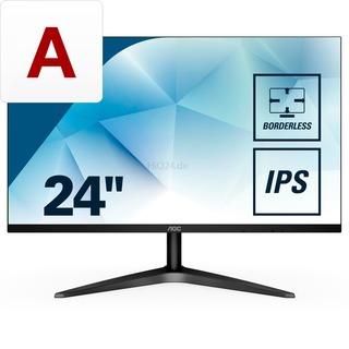 AOC  23,8 L 24B1XHS schwarz, FullHD, IPS, HDMI, VGA