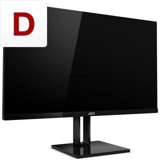 AOC  24 L 24V2Q schwarz, HDMI, AMD Free-Sync, FullHD
