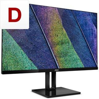 AOC  27 L 27V2Q schwarz, HDMI, AMD Free-Sync, FullHD