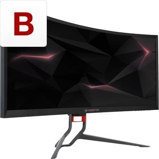 Acer 35 L Predator Z35P schwarz/rot, HDMI,