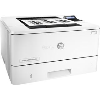 Hewlett-Packard LaserJet Pro M402n, Laserdrucker USB/LAN