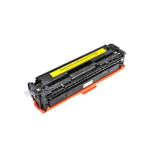 Peach Toner gelb 110230 kompatibel zu HP CB542A Toner Gelb