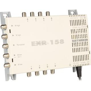 Kathrein EXR 158 Multischalter 5/8  für Sat-Anlagen für 8