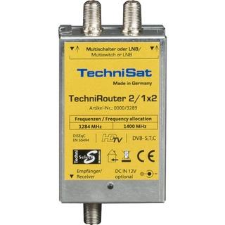 TechniSat TechniRouter Mini 2/1x2  für Sat-Anlagen
