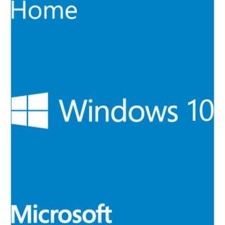 Software MS Windows 10 Home 64Bit DSP/SB FR