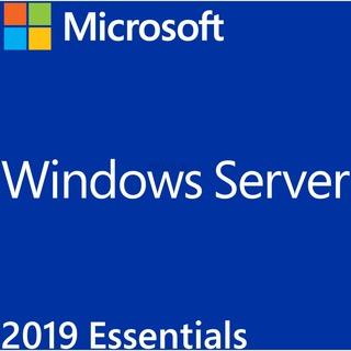 Microsoft MS Win 2019 Svr Essentials    2CPU SB DE 2 CPU