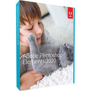 Adobe Photoshop Elem. 2020 WIN/MAC DE Upg Upgrade