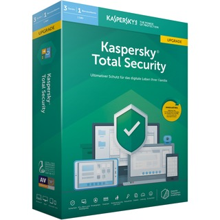 Kaspersky Total-Security UPG       3U Minibox | 2019