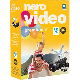 Nero Nero Video Premium 3                  DE  Vollversion
