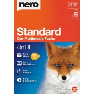 Nero Standard  2019     CD      ML  Vollversion