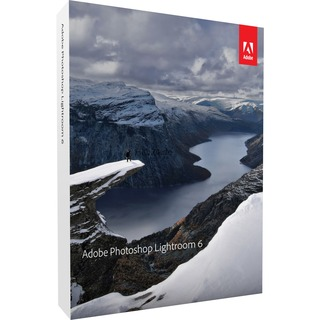 Adobe Photoshop Lightroom 6 (FPP, WIN&MAC, 1 User, DE)