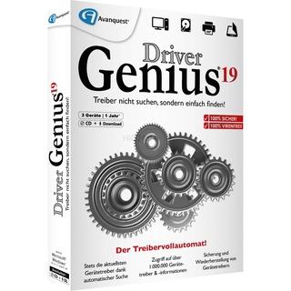 Avanquest Avan Driver Genius 19                 ML |