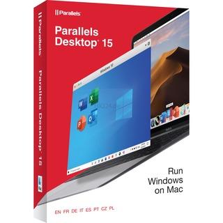 Parallels Para Desktop v15 for MAC             ML