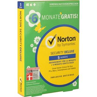 Symantec Norton Security Deluxe Sonderedt.  5D DE |