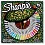 Sharpie Sharpie Permanentmarkerset Eye     30er | 24 feine