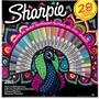 Sharpie Sharpie Permanentmarkerset Peacock  28er | 20 feine