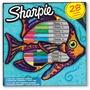 Sharpie Sharpie Permanentmarkerset Fish     28er | 20 feine