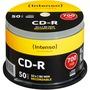 Speichermedien Intenso CD-R 700 MB, 80 Min., 50er Spindel
