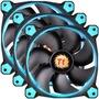 Thermaltake TT Riing 12 LED Blue 3er Set  120x120x25 | 3er