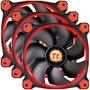 Thermaltake TT Riing 12 LED Red 3er Set   120x120x25 | 3er