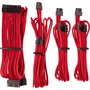 Corsair DC Cable Starter Kit PSU      rd rot, mit