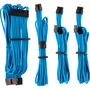 Corsair Corsair DC Cable Starter Kit PSU      bu blau, mit