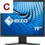 EIZO 19 L S1934H-BK schwarz, DVI-D, VGA, Audio-In/Out