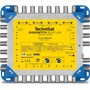 TechniSat GigaSwitch 9/20 LAN, Multischalter silber/gelb,